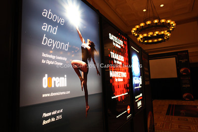 1204070-023    LAS VEGAS - APRIL 23: CinemaCon atmosphere images taken during the 2012 CinemaCon Convention held at Caesars Palace on April 23, 2012 in Las Vegas, Nevada.  (Photo by Ryan Miller/Capture Imaging)
