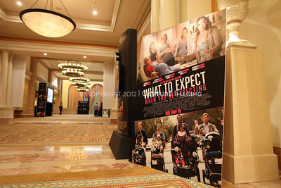 1204070-029    LAS VEGAS - APRIL 23: CinemaCon atmosphere images taken during the 2012 CinemaCon Convention held at Caesars Palace on April 23, 2012 in Las Vegas, Nevada.  (Photo by Ryan Miller/Capture Imaging)