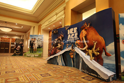 1204070-034    LAS VEGAS - APRIL 23: CinemaCon atmosphere images taken during the 2012 CinemaCon Convention held at Caesars Palace on April 23, 2012 in Las Vegas, Nevada.  (Photo by Ryan Miller/Capture Imaging)