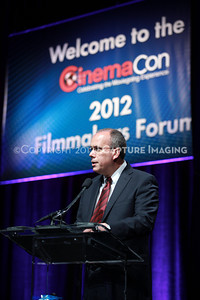1204100-029    LAS VEGAS - APRIL 25: The Filmmakers Forum during the 2012 CinemaCon Convention held at Caesars Palace on April 25, 2012 in Las Vegas, Nevada.  (Photo by Ryan Miller/Capture Imaging)