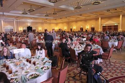 1204118-009     LAS VEGAS - APRIL 25: The Final Day Luncheon during the 2012 CinemaCon Convention held at Caesars Palace on April 25, 2012 in Las Vegas, Nevada.  (Photo by Garrett Davis/Capture Imaging)