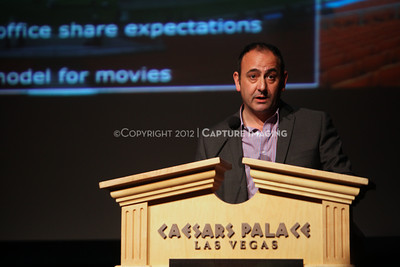 1204075-017    LAS VEGAS - APRIL 23: The International Day Seminar Gone Digital event during the 2012 CinemaCon Convention held at Caesars Palace on April 23, 2012 in Las Vegas, Nevada.  (Photo by Ryan Miller/Capture Imaging)