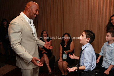 1204084-028    LAS VEGAS - APRIL 23: The Make-a-Wish event during the 2012 CinemaCon Convention held at Caesars Palace on April 23, 2012 in Las Vegas, Nevada.  (Photo by Ryan Miller/Capture Imaging)