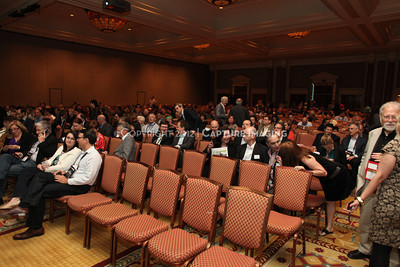 1204104-019    LAS VEGAS - APRIL 25: The All Industry Think Tank during the 2012 CinemaCon Convention held at Caesars Palace on April 25, 2012 in Las Vegas, Nevada.  (Photo by Garrett Davis/Capture Imaging)