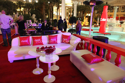 Coke Pool Party