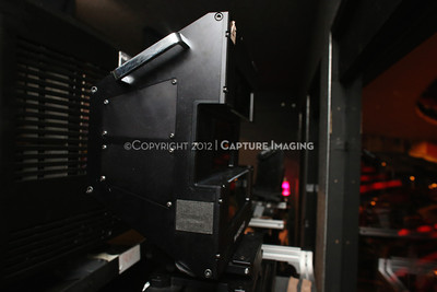 CinemaCon Projection Booth