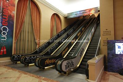 2014 CinemaCon Signage