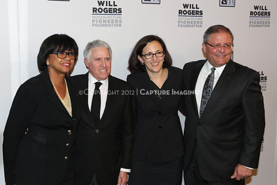 Will Rogers Pioneer Dinner Red Carpet
