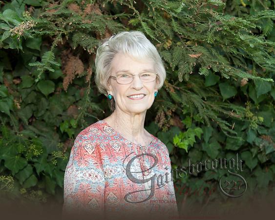 Claire 80th
