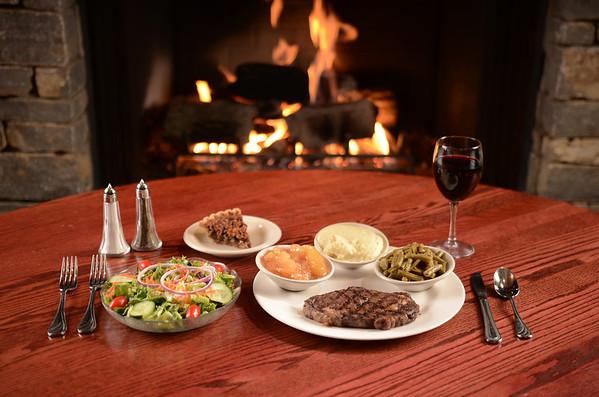 Claudia Sanders Dinner House Menu Items