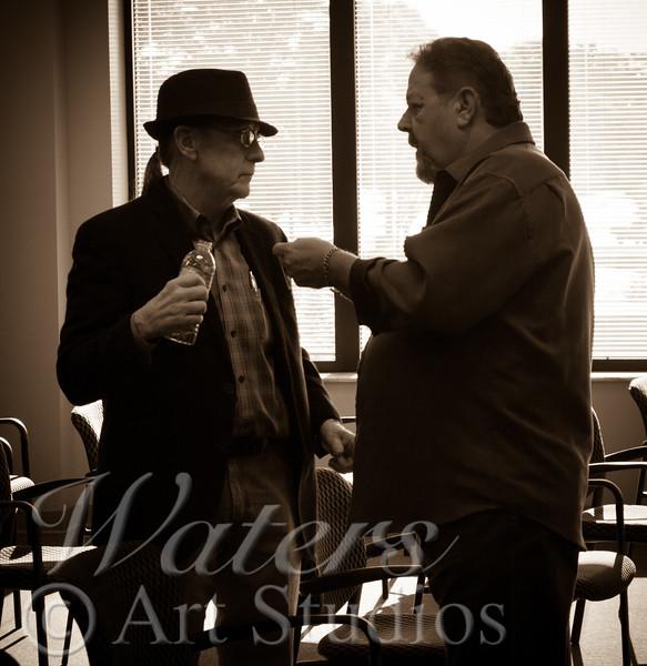John Taylor and Jimmy Ray Sells