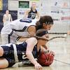 Bonneville defeated Juan Juan Diego in a JV girls basketball game Tuesday, Feb. 20, 2019, at the Bonneville High School in Washington Terrace.