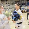 Bonneville defeated Juan Juan Diego winning the 4A Girls Region 11 title on Tuesday, Feb. 20, 2019, at the Bonneville High School in Washington Terrace.
