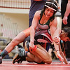 Lita Cruz competes in the Amazonian Battle Series girls wrestling tournament on Saturday, Feb. 23, 2019, at the Northridge High School in Layton.