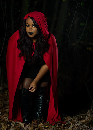 Gladys Red Riding Hood