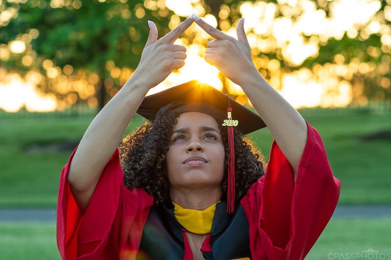 Jasmyn Graduation