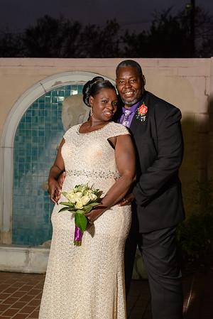 Nerissa & Wallace Wedding Favorites