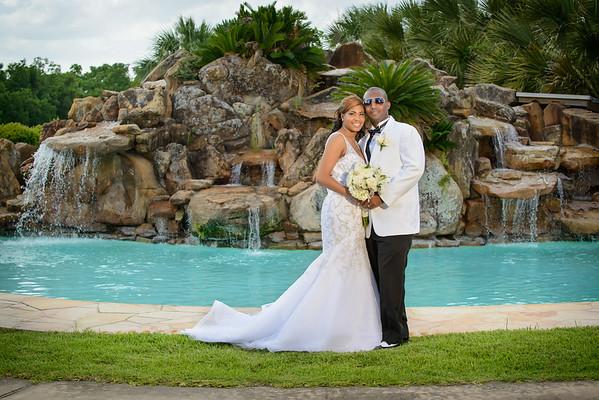 Shenerea & Terrence Wedding 061414