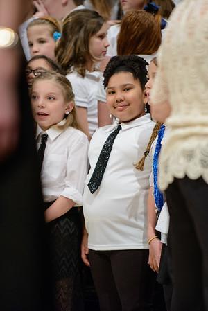 Jasmine's Choir Festival 022415