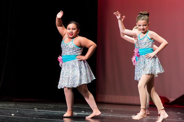Jasmine's Dance Recital - Favorites  062015