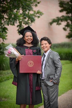Monee's Graduation Ceremony 051015