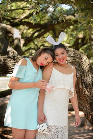 Brianna & Brittany - Alice N Wonderland 050716