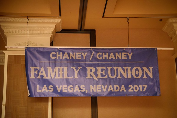 Cheney-Chaney Family Reunion 070817