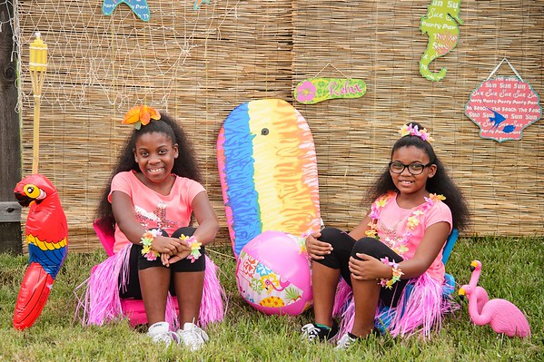 Jayah & Jakayah 10th Birthday Party 100717