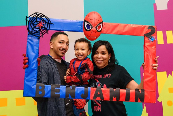 Benjamin Bowie's 2nd Birthday Party  021718
