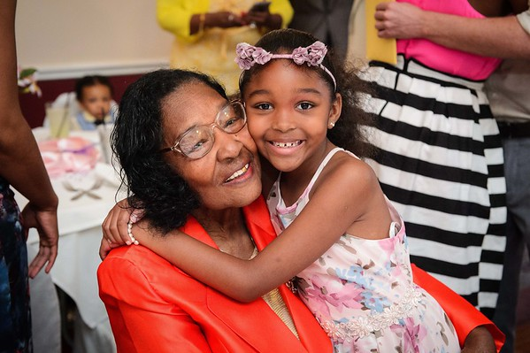 Vorice Anderson 80th Birthday Celebration 051218