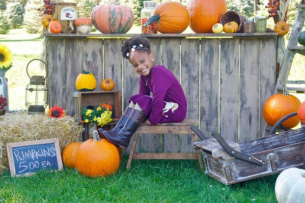 Beasley Pumpkin
