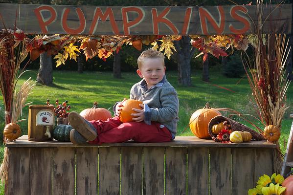 Deb Nelson Pumpkin