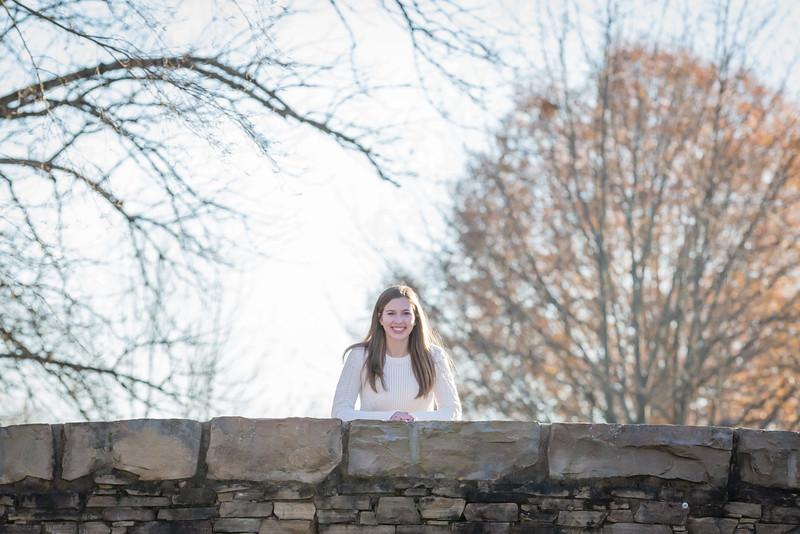 Sarah Cheeley - Senior 2015-2
