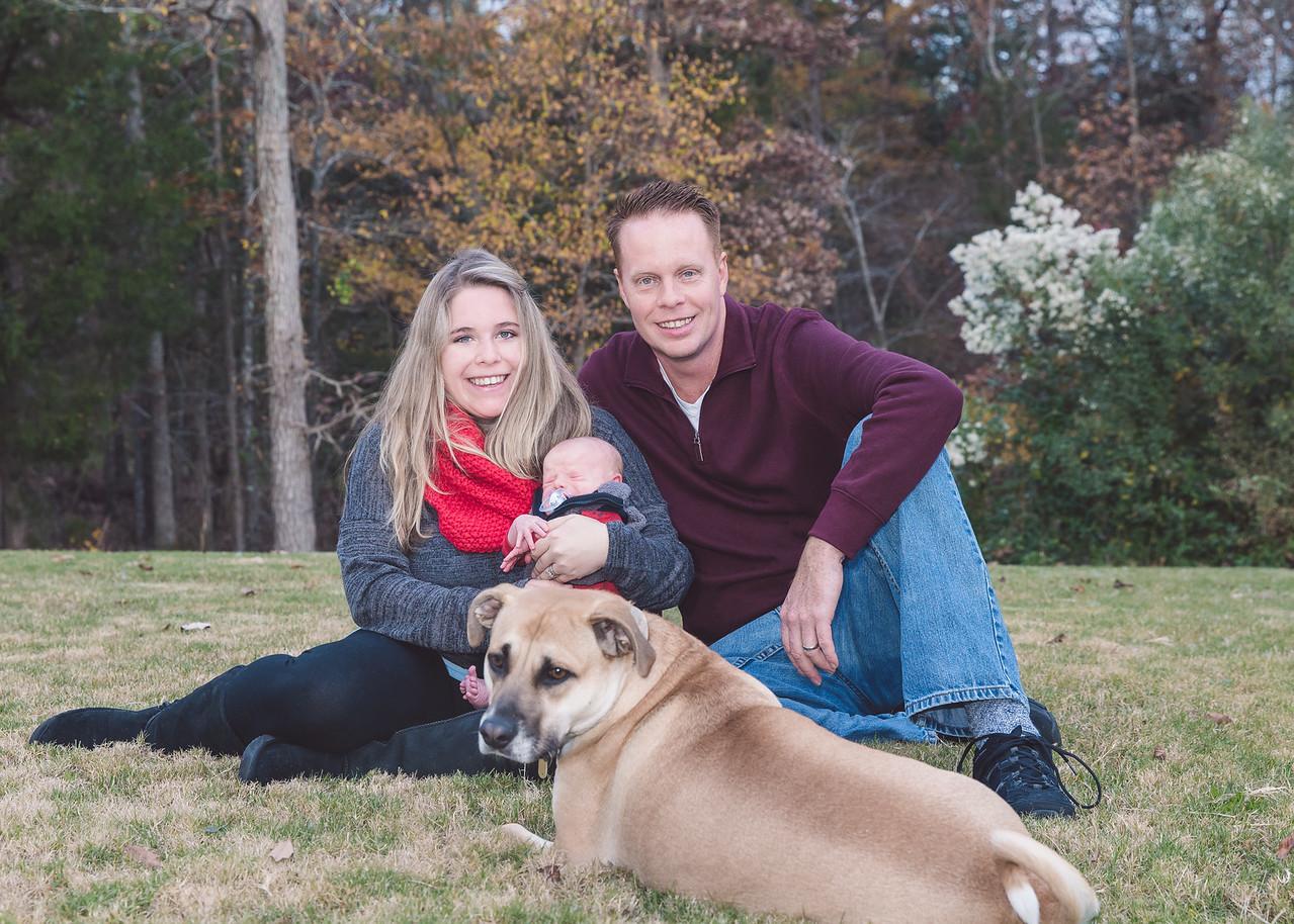 Mahony Family 2015-18