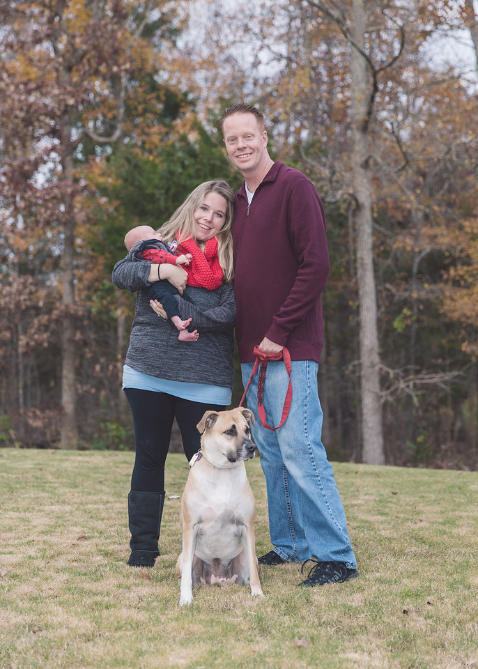 Mahony Family 2015-6