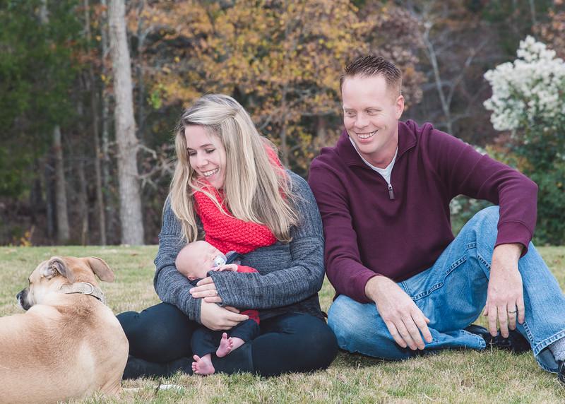Mahony Family 2015-16