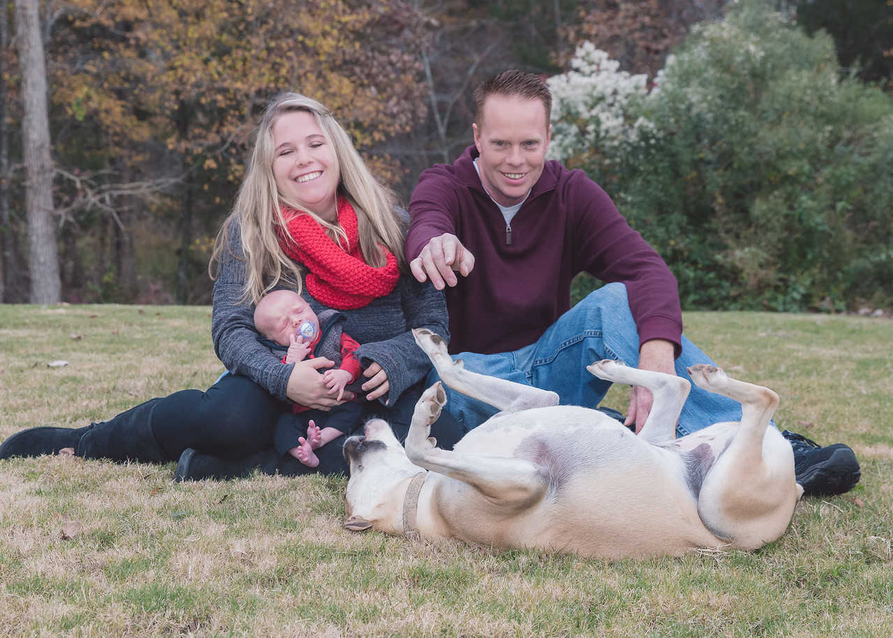Mahony Family 2015-11