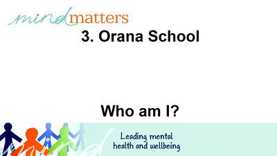 3. Orrana School - Who am I?