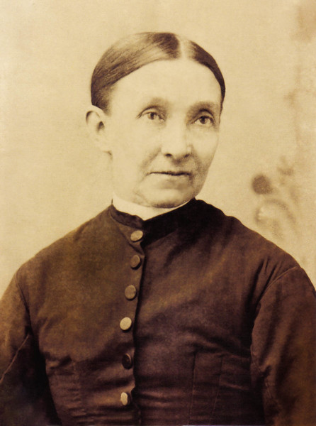 My great-great-grandmother Martha Elizabeth Selby (nee Newbold) - family archives-Edit
