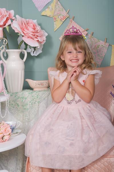 Princess Tea Event