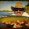 Eric Figge with a nice Yellowstone Cutty. <br /> Photo: Brian Sienkowski