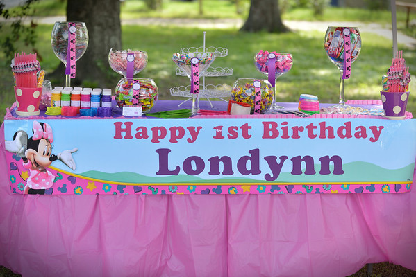 Londynn's 1st Birthday Party 072812