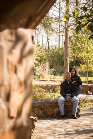 LaShawna & JoJo Engagement 122212