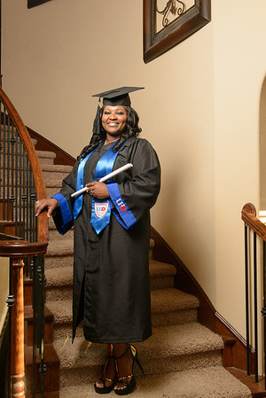 Sonia Johnson's Graduation 121613