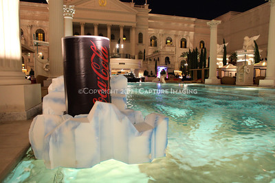 1204125-036     LAS VEGAS - APRIL 26: The Coca-Cola Pool Party during the 2012 CinemaCon Convention held at Caesars Palace on April 26, 2012 in Las Vegas, Nevada.  (Photo by Ryan Miller/Capture Imaging)