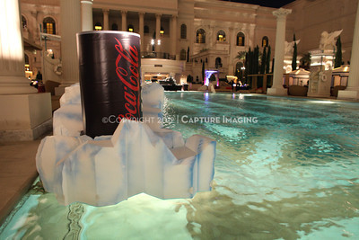 1204125-035     LAS VEGAS - APRIL 26: The Coca-Cola Pool Party during the 2012 CinemaCon Convention held at Caesars Palace on April 26, 2012 in Las Vegas, Nevada.  (Photo by Ryan Miller/Capture Imaging)