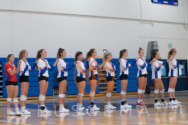 CHS vs Hellgate Girl's Varsity Volleyball 8/30/19