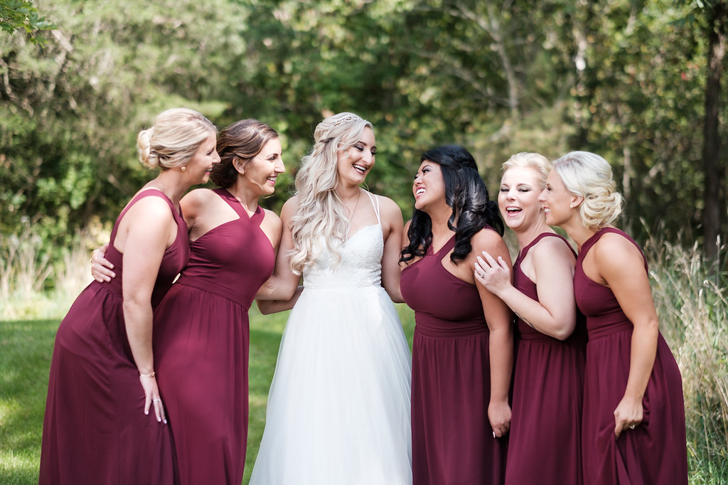 Tiffany & Kevin's Eagle Ridge Wedding