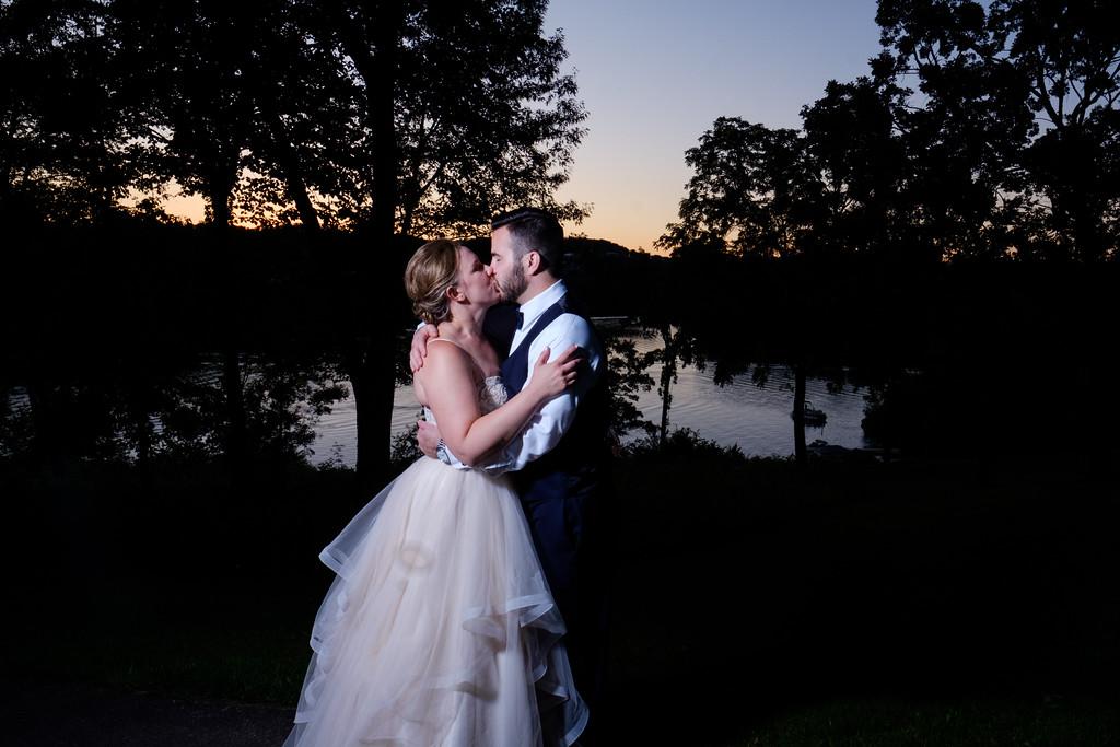 Megan & Josh's Eagle Ridge wedding