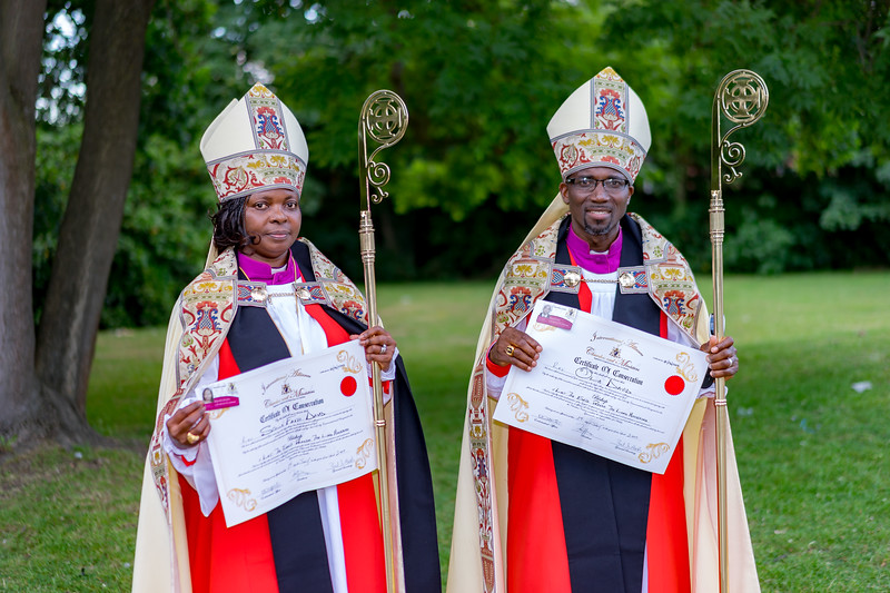 Bishops'  APPOINTMENT - 11th Anniversary